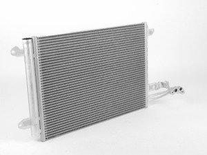 ES#2781004 - 1K0820411AH - A/C Condenser - Transfers heat from the refrigerant - Genuine Volkswagen Audi - Volkswagen