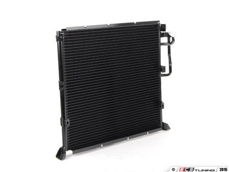 ES#2770841 - 64538398181 - Air Conditioning Condenser - Replacement condenser to keep your A/C working - ACM - BMW