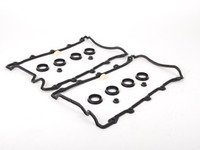 ES#2684766 - 077198025AKT1 - Valve Cover Gasket Kit - Includes the gasket sets for the left and right valve cover - Genuine Volkswagen Audi - Audi Volkswagen