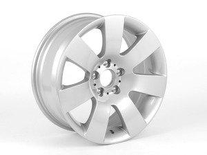 "ES#64795 - 36116760616 - 18"" Star Spoke Style 123 Wheel - Priced Each - 18x8 ET20 - Genuine BMW - BMW"