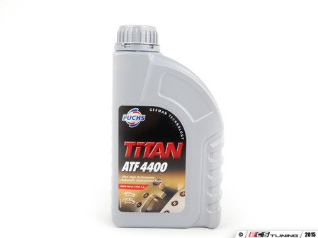 ES#2784938 - G052990A2 - TITAN ATF4400 - 1 Liter - Can be used in Tiptronic transmissions - Fuchs - Volkswagen