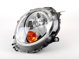 ES#2586987 - 63122751869 - Headlight Assembly - Left - Replace your cracked or broken headlight housing - Magneti Marelli - MINI