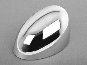 ES#81916 - 51162753881 - Mirror Cap Chrome - Left - Upgrade or replace your MINI side mirror cap - Genuine MINI - MINI