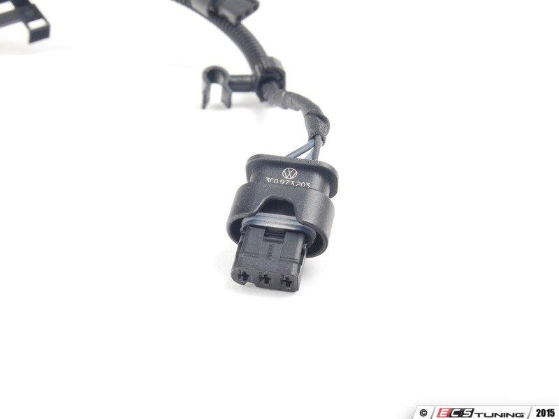 genuine volkswagen audi 06j971082d fuel injector wiring harness