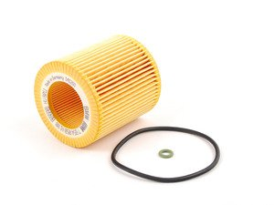ES#2775155 - 11427854445 - Oil Filter Kit - Includes necessary o-rings - Genuine BMW - BMW