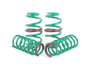 ES#2765529 - SKG08-AUB00 - S-Tech Sport Springs - Set - Aggressive looks with high performance handling - Tein - Audi