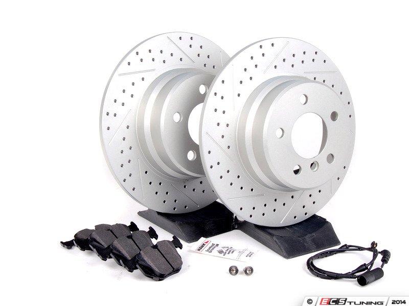 assembled by ecs ecse533421 4 performance rear brake. Black Bedroom Furniture Sets. Home Design Ideas