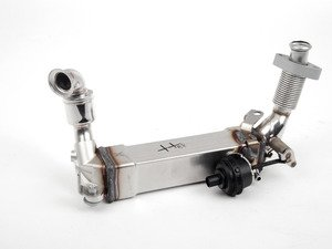 ES#2779667 - 11718576450 - Exhaust Cooler - The part of your exhaust system that reduces pollutants and keeps you emissions friendly - Genuine BMW - BMW