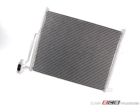 ES#1892540 - 17113400400 - AC Condenser - Complete new unit  - ACM - BMW