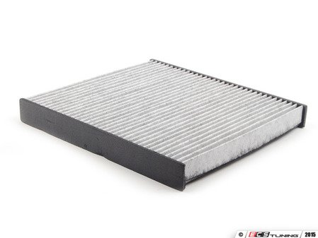 ES#2737145 - 5Q0819653 - Charcoal Lined Cabin Filter / Fresh Air Filter - A commonly missed filter, used to filter incoming air into the cabin - Genuine Volkswagen Audi - Audi Volkswagen