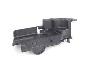 ES#2576772 - 5K0837349B - Door latch cap - left - Protects door latch from moisture for cold weather operation - Genuine Volkswagen Audi - Volkswagen