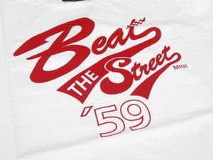 ES#2543467 - 80142208854 - MINI Mens Street Shirt - White - Medium - From the Beat the Street Collection - Genuine MINI - MINI