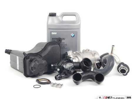 ES#2777664 - 17137607482KT5 - ECS Cooling System Refresh Kit - Level 1 - Stop your cooling problems before they start - Assembled By ECS - BMW