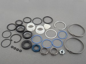 ES#2777146 - 348654 - Rack And Pinion Seal Kit - Complete kit to repair your worn rack and pinion seals - Gates - BMW