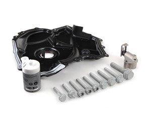 ES#2823176 - 06k109467kKT - Upper Timing Chain Tensioner Service Kit - Designed to quickly and professionally replace the upper chain tensioner - Genuine Volkswagen Audi - Audi Volkswagen