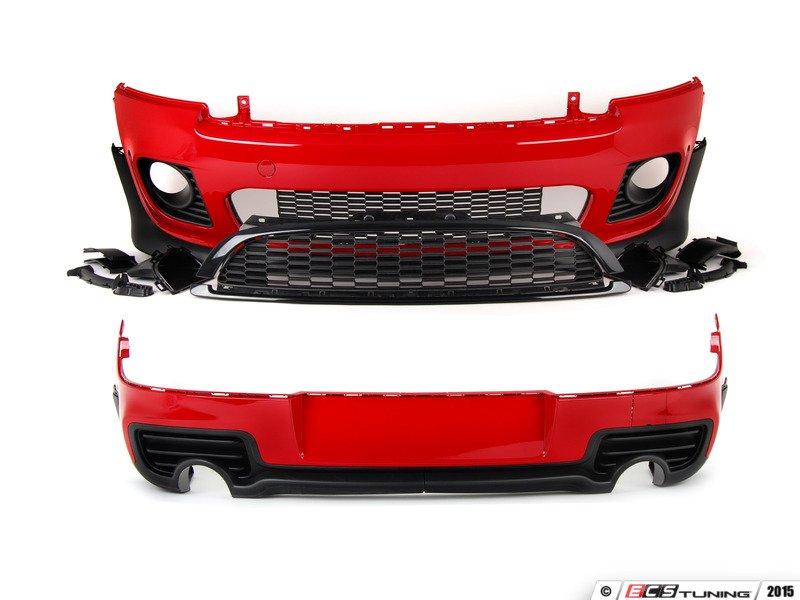 Ecs News Mini R55 Clubman Sjcw Aero Ii Body Kits