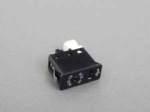 ES#2720126 - 84109266607 - USB/Auxiliary In Socket - Replacement USB/3.5mm input - Genuine BMW - BMW