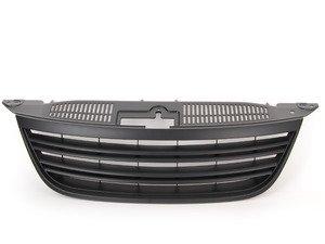 ES#2712963 - 5N0853653JOE - Badgeless Grille - Black - This grille offers a clean sporty look - JOM - Volkswagen