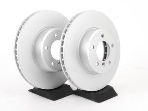 ES#2777906 - 34116864906KT - Front Brake Rotors - Pair (324x30) - A genuine replacement set of rotors from BMW - Genuine BMW - BMW