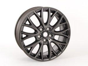 """ES#2703609 - 36116854450 - R134 MINI JCW Cross Spoke Wheel 19"""" (5x120) - Matt Black - Priced Each - 19 X 7.5J ET:52 - Genuine MINI - MINI"""