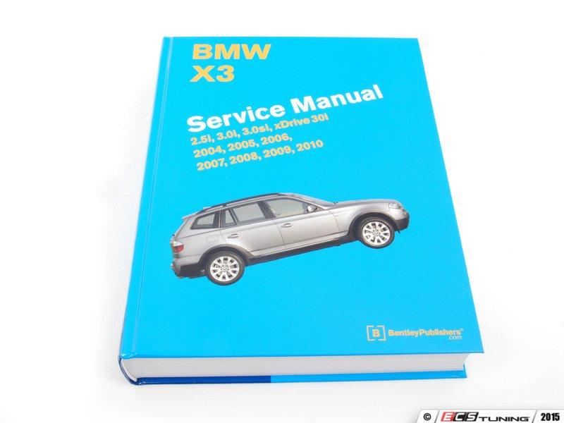 ecs news bentley publishers service manuals bmw e83 x3 rh ecstuning com 2010 BMW X3 2005 BMW X3 Fuse Diagram