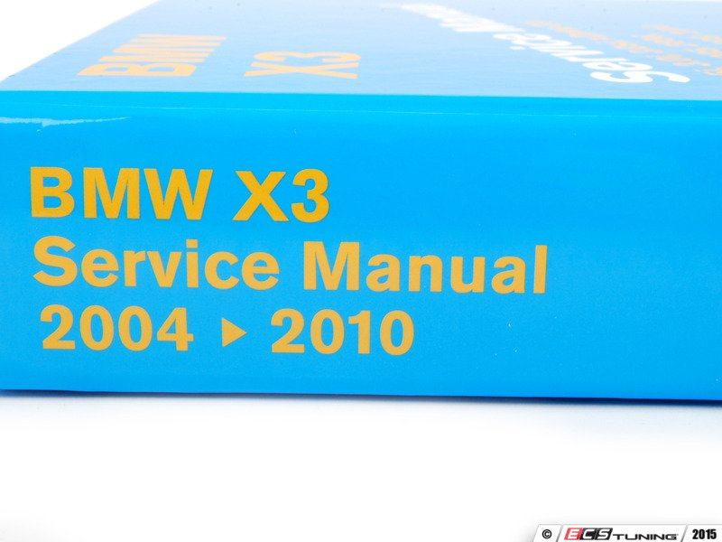 ecs news bentley service manuals for your bmw e83 x3 rh ecstuning com bmw x3 e83 owners manual pdf bmw e83 owners manual