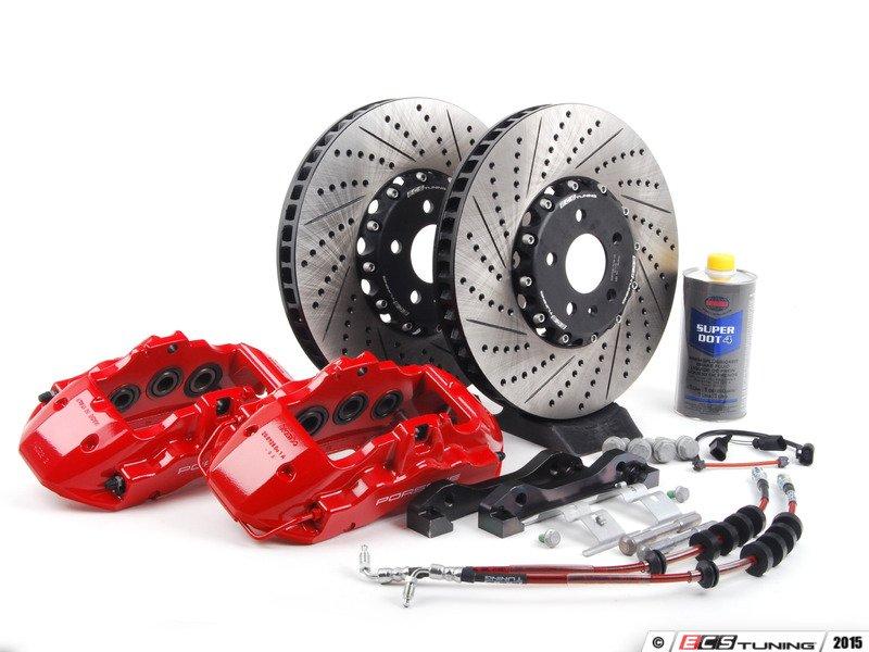 Ecs News Audi B8 S4 Ecs Stage 3 Front Big Brake Kit