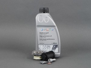 ES#2827154 - G060175A2KT1 - Haldex Service Kit - Includes drain and fill plugs, as well as fluid and filter - Assembled By ECS - Volkswagen