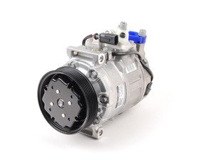 ES#2828372 - 4B0260805H - A/C Compressor - Includes the clutch assembly - New without core charge - Denso - Audi