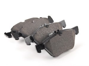 ES#2592897 - 0044200320 - Front Brake Pad Set - Does not include brake pad wear sensors - Textar - Mercedes Benz