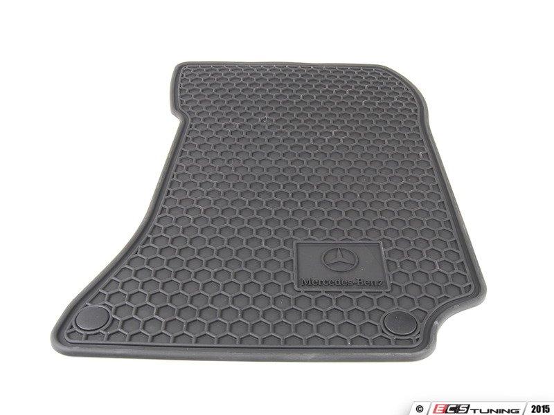 Genuine mercedes benz q6680710 all season floor mats for Floor mats for mercedes benz