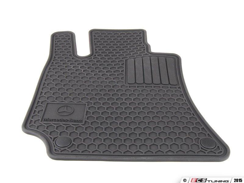 Genuine mercedes benz q6680710 all season floor mats for Mercedes benz mats