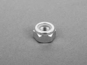 ES#2770630 - 90576A147 - 22mm Locking Nut - priced each - Secures the front strut to the strut mount. M14x1.5 - ECS - Volkswagen