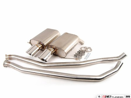 ES#2637048 - FBMW-3010 - Axle-Back Exhaust System - The sound you've been after with up to a 15hp power increase - from the world's most experienced and most winning exhaust brand. - Billy Boat Performance - BMW