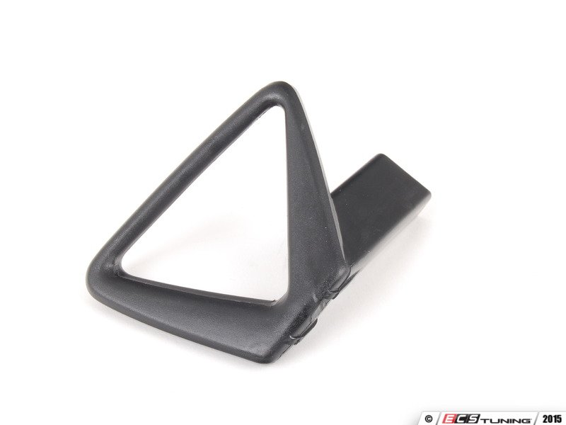 Genuine mercedes benz 1248680422 seat belt guide for Mercedes benz seat belts
