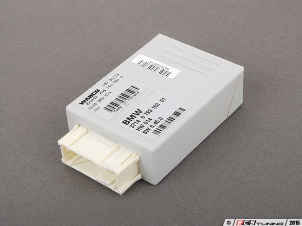Genuine Bmw 37146793163 Air Suspension Control Unit