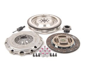 ES#2828687 - 52401225 -  Single Mass Flywheel Conversion Kit - Upgrade from your failure prone dual mass flywheel with this kit. Includes single mass flywheel, clutch kit and hardware. - Valeo - BMW