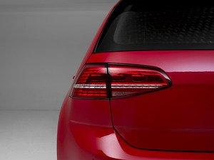 ES#2807494 - 5G0945207KT -  European LED Tail Light Set - Cherry Red - Complete set of LED tail light assemblies styled after the European MK7 GTI LED assemblies - ZiZa - Volkswagen