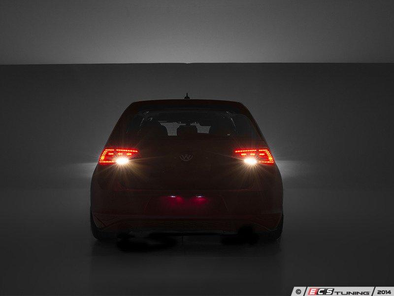 & ECS News - VW MK7 Golf/GTI/R Euro LED Tail Light Sets azcodes.com