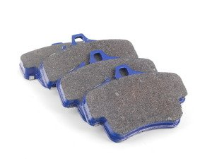 ES#2779722 - 7643-D776 - Cool Carbon S/T Performance Brake Pad Set - All-in-one brake pads that deliver pure undiluted performance - Cool Carbon Performance - Porsche