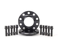 ES#2876914 - 003990ecs03KT - Wheel Spacer/Hub Adapter & Bolt Kit - 15mm - Expand your wheel options by dialing in fitment of 72.6mm centerbore wheels on your 74.1mm hub - ECS - BMW