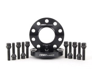 ES#2876916 - 003990ecs04KT - Wheel Spacer/Hub Adapter & Bolt Kit - 20mm - Expand your wheel options by dialing in fitment of 72.6mm centerbore wheels on your 74.1mm hub - ECS - BMW