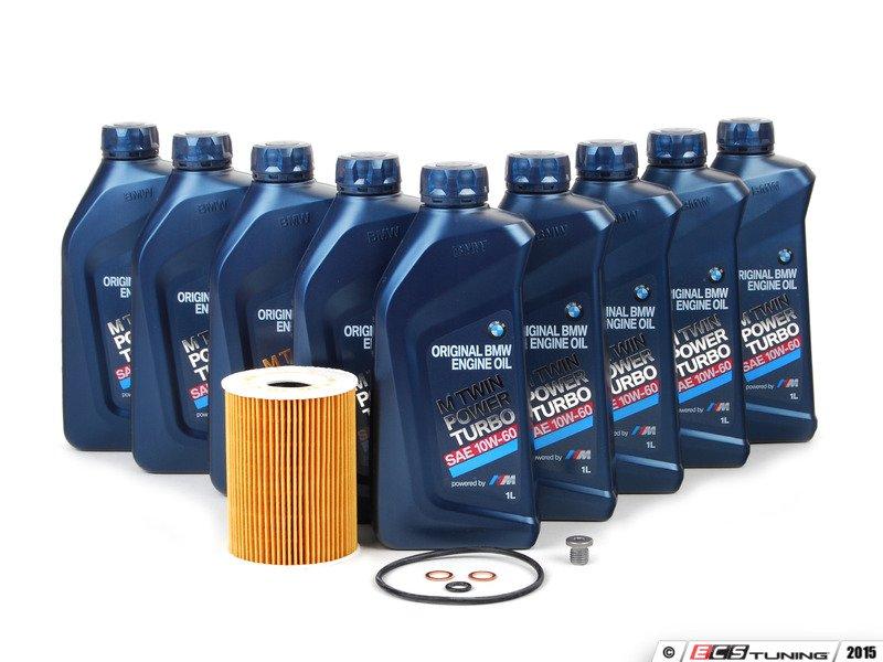 ECS News  Inspection Service Kits  BMW E60 M5
