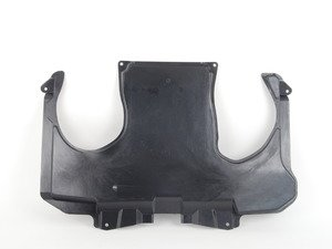 ES#1781921 - 2205246330 - Engine Belly Pan - Rear - Protect your engine from road debris - Genuine Mercedes Benz - Mercedes Benz
