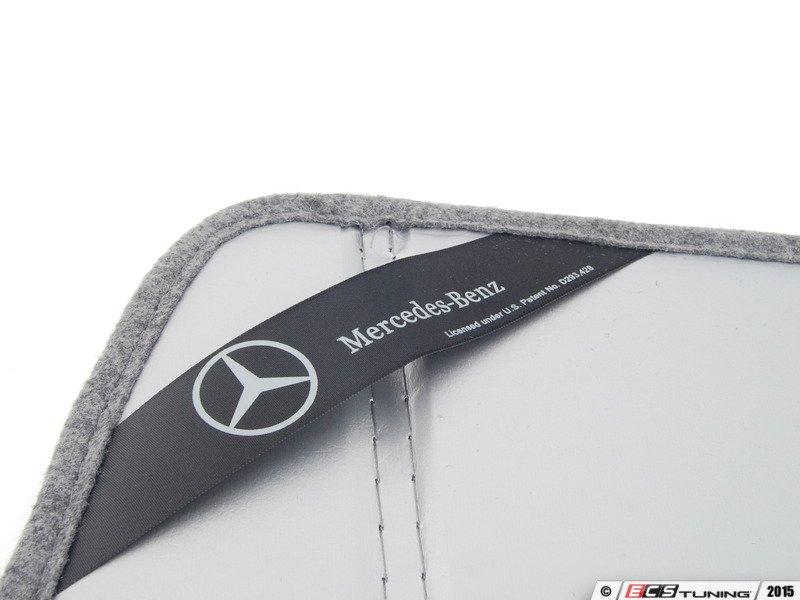 Genuine mercedes benz q6670030 sunshade no longer for Mercedes benz e350 sunshade