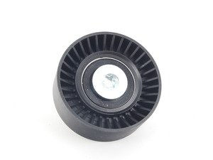 ES#2813373 - 11287549557 - Deflection Pulley - Priced Each - Accessory drive belt idler pulley - Hamburg Tech - BMW