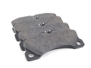 ES#2226902 - 95835193910 - Front Brake Pad Set - OEM set of brake pads - Genuine Porsche - Porsche