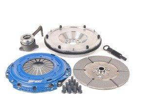 ES#2569907 - Sv2352r32stl - Stage 5 Clutch Kit - Steel Flywheel (20lbs.) - Max Torque 684ft. lbs. - Spec Clutches - Volkswagen