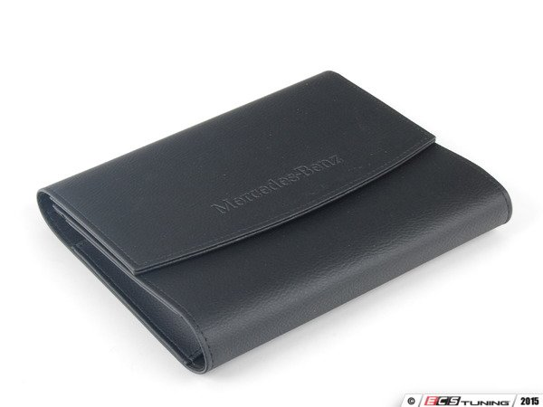 Genuine mercedes benz 0008992461 vehicle documents wallet for Mercedes benz wallet