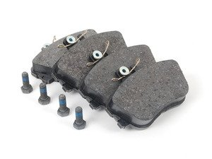 ES#2602566 - 0054204620 - Front Brake Pad Set - Does not include brake pad wear sensors - Jurid - Mercedes Benz